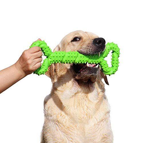 Lechong Durable Dog Chew Toys 13 Inch Bone Shape Extra Large Dog