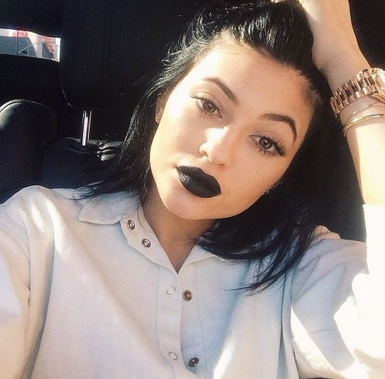 MAC Black Hautecore Lipstick