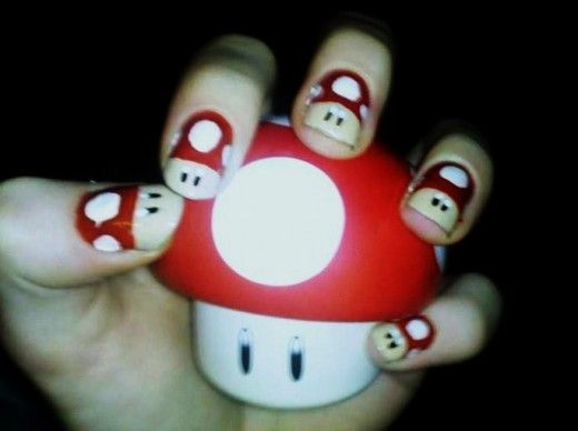 32 really cool nail art designs for inspiration tutorialchip 32 really cool nail art designs for inspiration tutorialchip manicure ideas pinterest prinsesfo Gallery