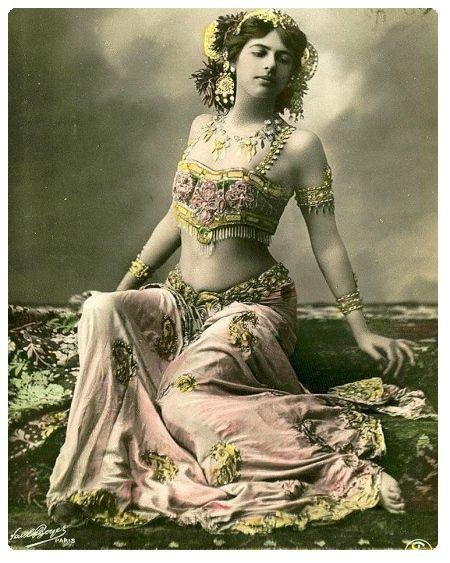 Vintage Bohemian Gypsy