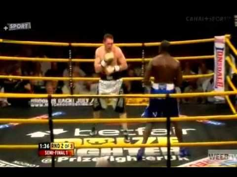 Kevin Johnson vs Albert Sosnowski WALKA 2 runda Betfair Prizefighter 20.06.2012 - Boxen.com.de - Boxen Live Stream - Das Sport Video Portal für Amateurboxer von Amateurboxer - Sport Live