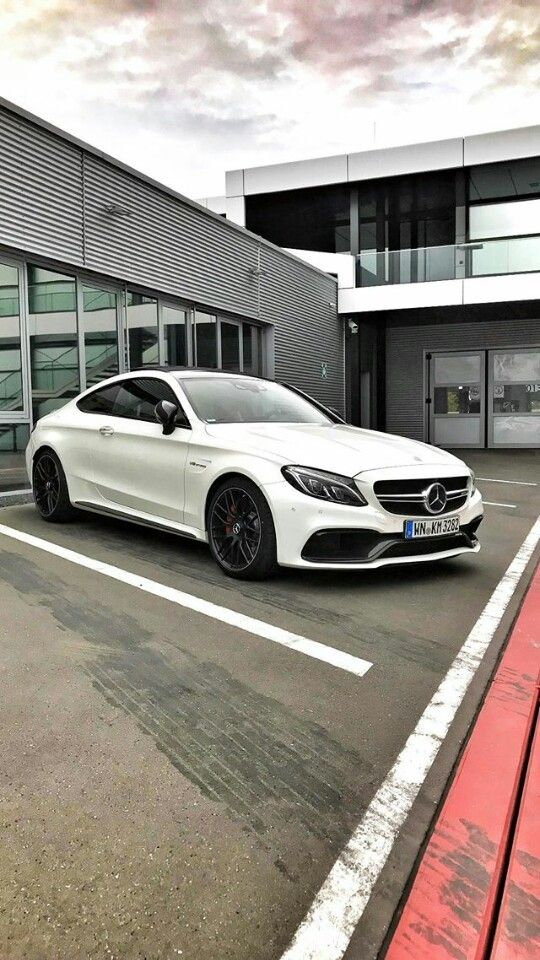 Mercedes Amg C63 S Coupe 2018
