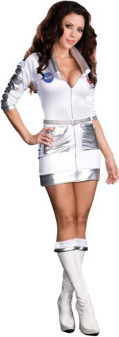 Adult Space Case Astronaut Costume- Clearance Costumes- Womens Costumes- Halloween Costumes - Party City