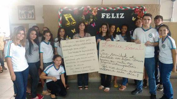 Diretoria de Ensino de Votuporanga - E. E. José Abrão Melhem – Programa Sala de Leitura – Circuito de Juventude 2015 – Instituto Ayrton Senna