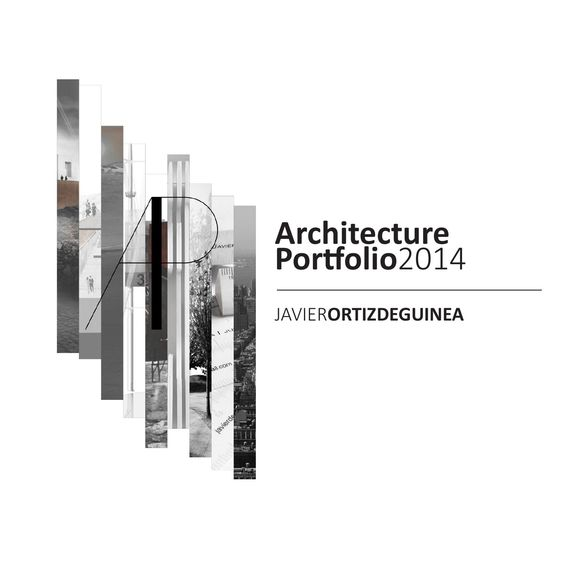 Architecture Portfolio Architettura e Portfolio di architettura