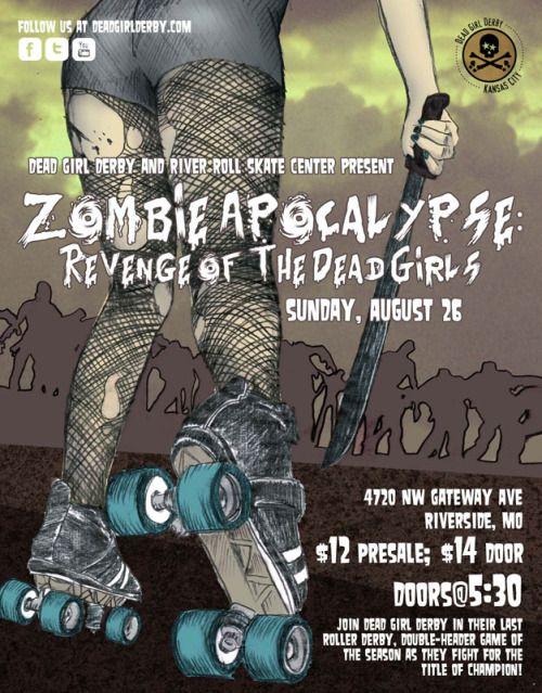 Revenge of the Dead Girls