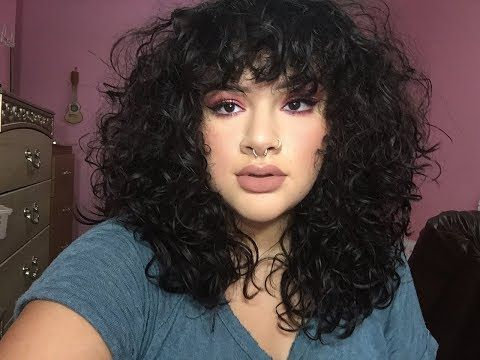 Pin On Curly Girl Shit