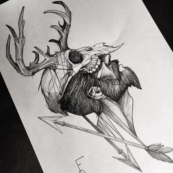 Tattoo Drawings For Men Tattoos Sketches Tattoo Drawings