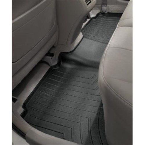 Weathertech 4413242 2nd Row Rear Auto Floor Mat For 2018 Plus Ford Ecosport Black As Shown Car Floor Mats Weather Tech Cleaning Car Upholstery