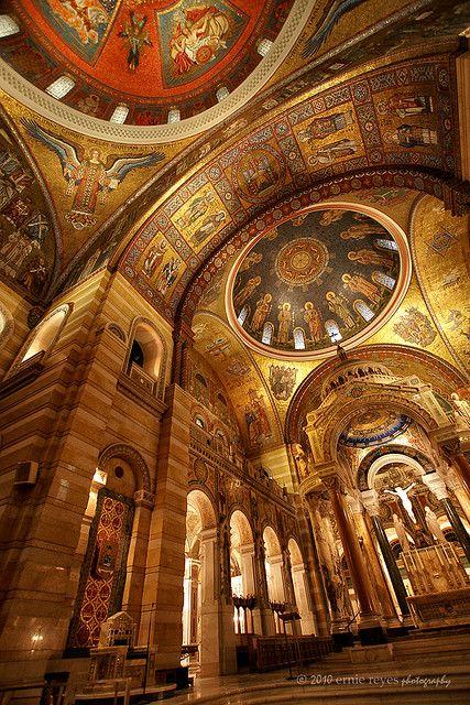 Cathedral Basilica of Saint Louis, Missouri