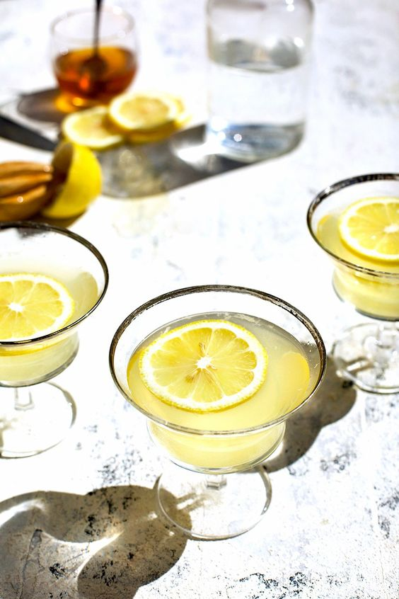 Start Your Day With Lemon & Honey Water