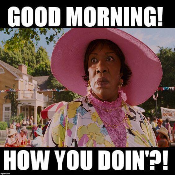Pin By Flavia Gumbs On Good Morning Meme Good Morning Funny Morning Quotes Funny Funny Good Morning Memes
