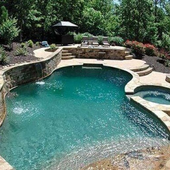 40 Example Of Swimming Pool Garden Design Ideas To Inspire You No