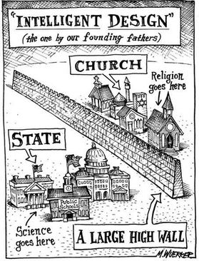 How do you write a paper on how freemasons effected the separation of church and state?