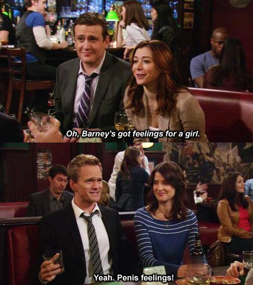 Barney - How I Met Your Mother