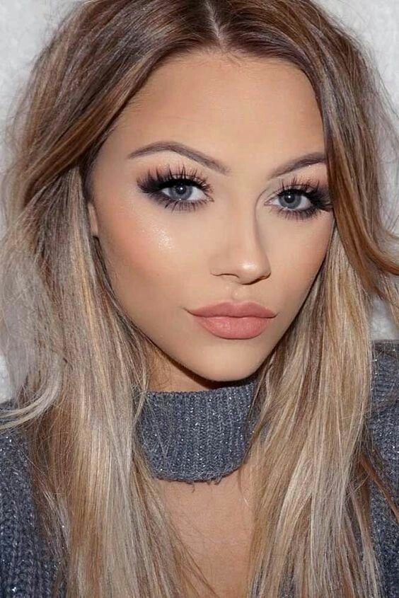 Pretty Makeup For Everyday Wear Oval Face Makeup Fashion Makeup Stunning Makeup