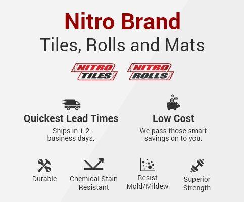 Coin Nitro Rolls Vinyl Garage Flooring Rolls In 2020 Vinyl Garage Flooring Garage Floor Garage