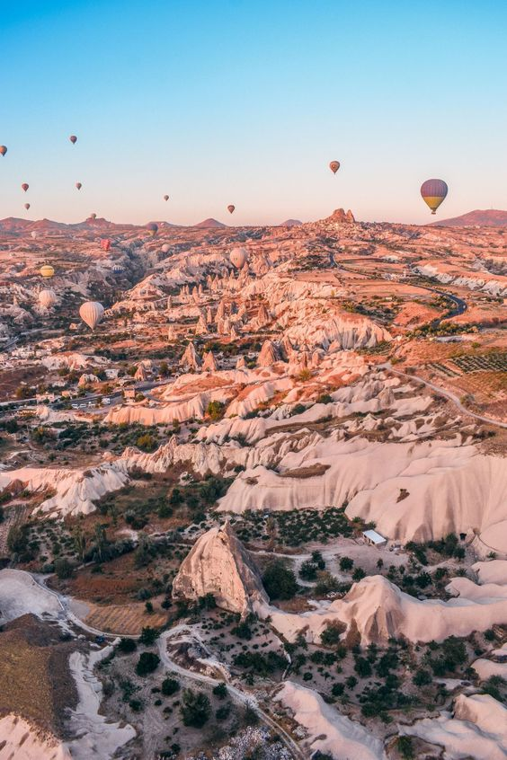 Top 15 places to visit in Cappadocia, Turkey - whisperwanderlust.com