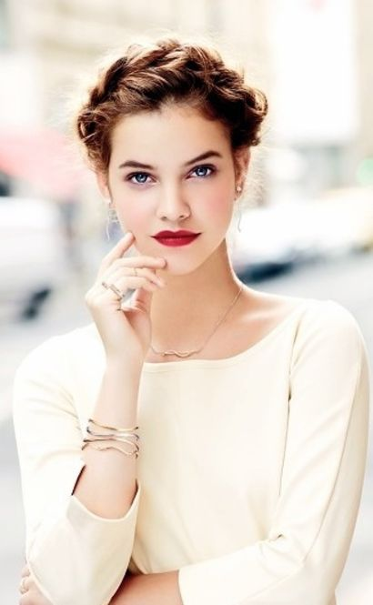 (FC: Barbara Palvin); Hi I'm Barbara, I'm 19 and I'm a model, it's really cool being able to try on stuff and other modeling stuff. I'm single at the moment and I'm looking for someone. I have to have strict diets due to my modeling career, so I probably won't go to unhealthy restaurants.