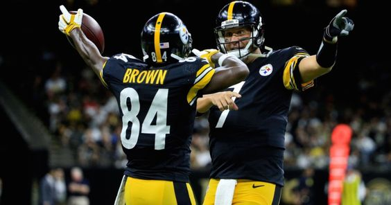 A Look at How Good Steelers' WR Antonio Brown Really Is - Steelers Sports Radio