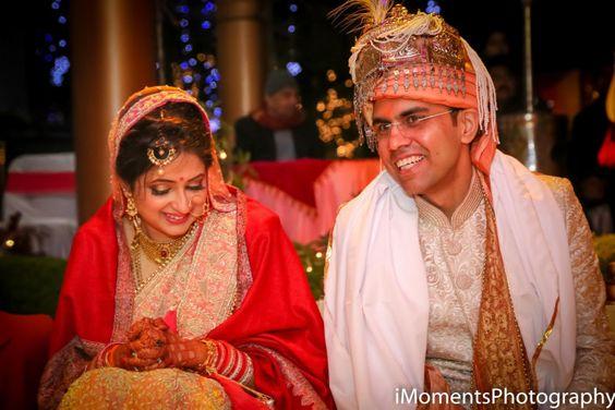 Photographer - The Perfect Soulmates! Photos, Hindu Culture, Beige Color, Bridal Makeup, Designer Groom Wear, Mangtika pictures, images, WeddingPlz