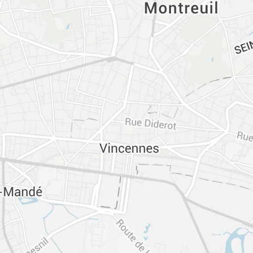 Carte des prix immobilier par métro à Paris
