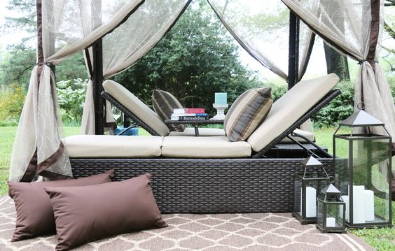 Pinterest the world s catalog of ideas - Naturewood furniture for both indoor and outdoor sitting ...