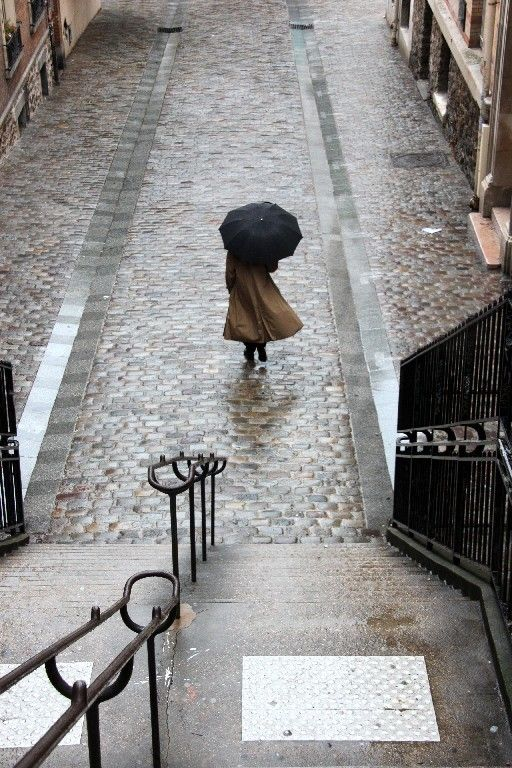 an umbrella in need