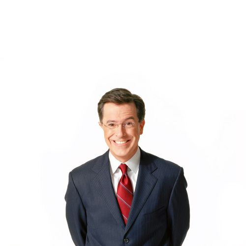 Stephen Colbert: smart and funny = sexy.