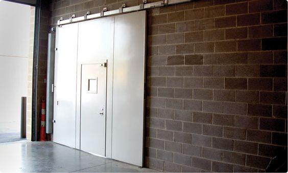 Top hung sliding door fire rated engineering s