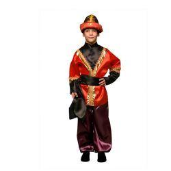 #Disfraz #paje #rojo perfecto para tus fiestas de #navidad o #representaciones #escolares
