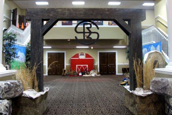 VBS Decorations for 2010 Saddle Ridge Ranch | Saddle Ridge ...