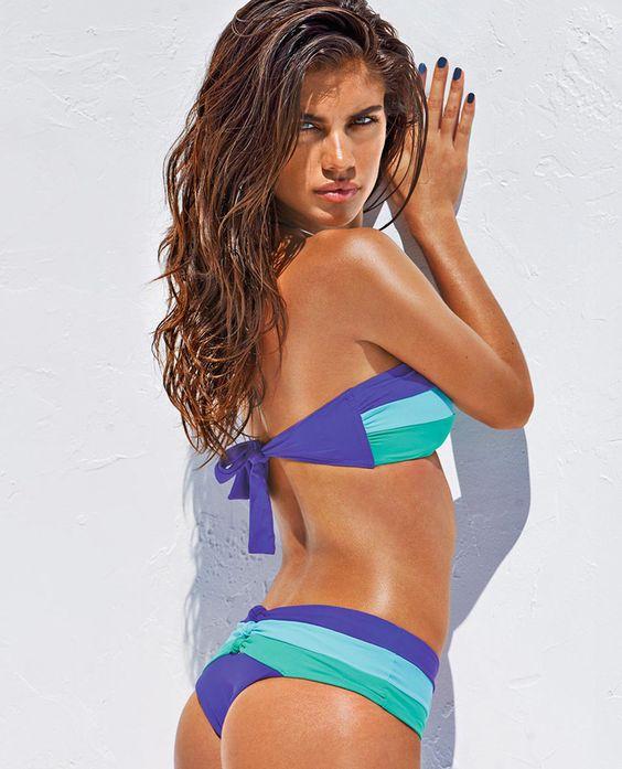 Bañadores y Bikinis Calzedonia, su colección 2014