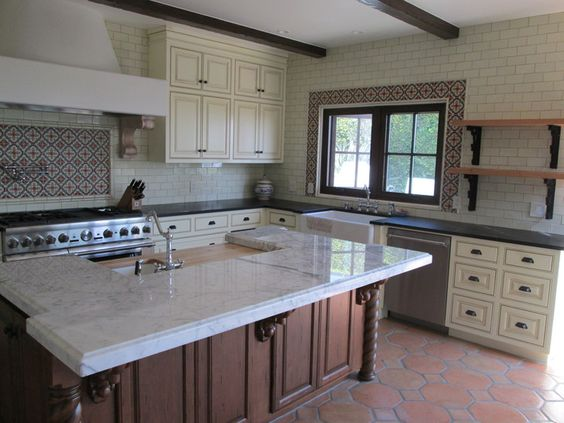 Tile Installation In San Diego Kitchen Pinterest San Diego Islands And Marbles