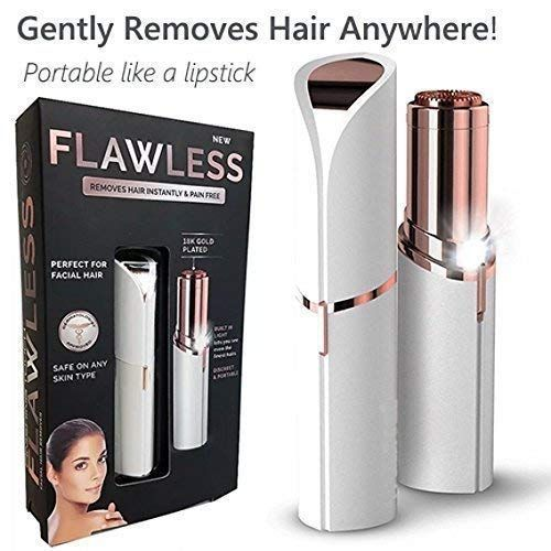 Technoto Painless Hair Remover Machine For Women Upper Lip Chin