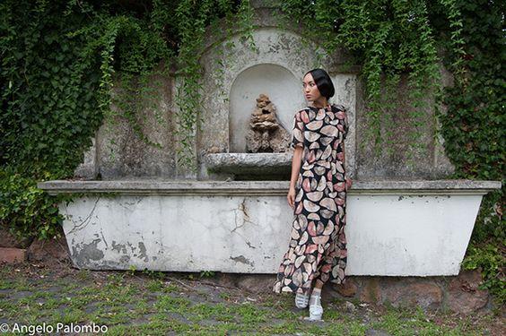 Korlan - Beautiful Clothing on Behance
