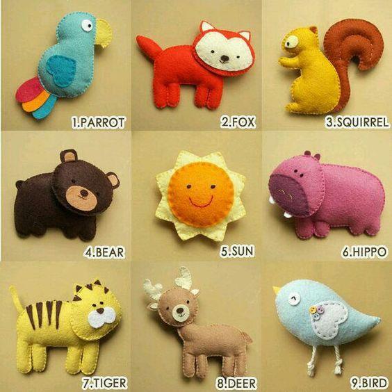 Cute tiny animals..