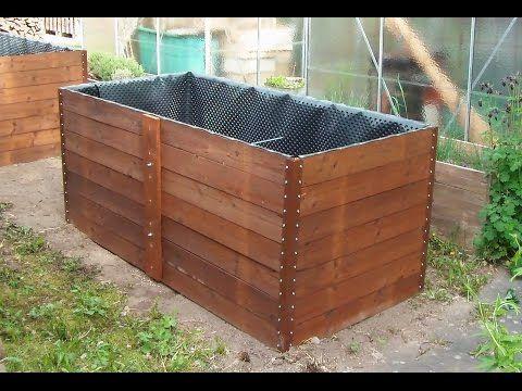 Suchen Sie Nach Einem Neuen Weg Ihren Garten Zu Verschonern Und Praktischer Zu Gestalten Die Hochbeete Sind Hochbeet Selber Bauen Hochbeet Selber Bauen Holz