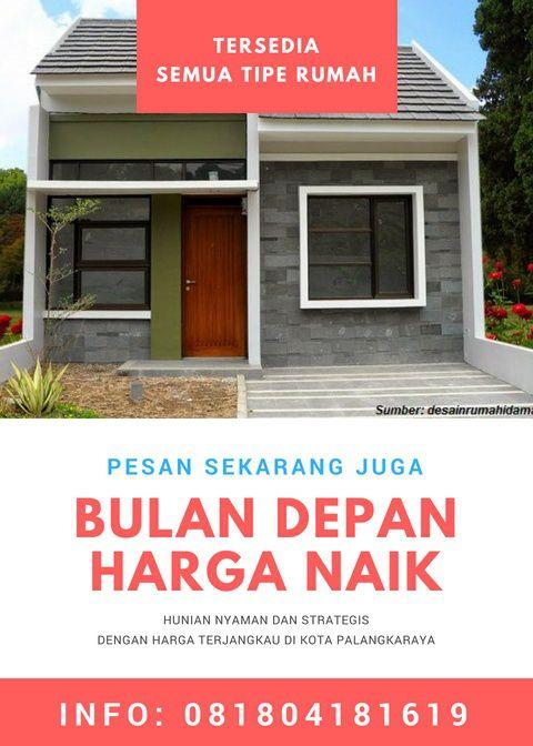 Kredit Perumahan Type 80 Daerah Palangkaraya Rumah Kpr Kota
