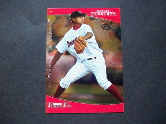 2006 Tristar Prospects Plus #18 Carlos Carrasco Phillies NM/MT