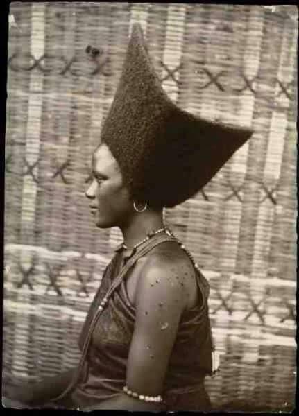Oromo Woman from Ethiopia