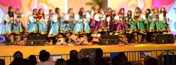 Grupo Mascarada Carnaval: El Carnaval ya golisnea por Telde