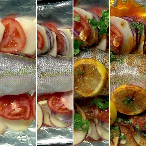 #fish #tagine #CultureNOW #foodporn #ethnic #mediterranean #cuisine #morocan #dish