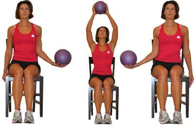 Good site for exercises I can do while in the wheelchair.