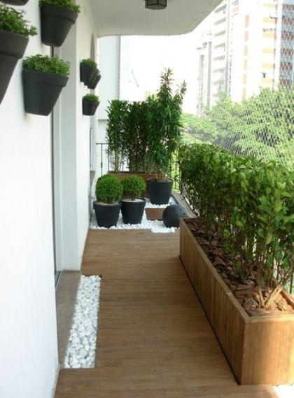 <p>Maier Gilbert e Alexandre Braga  provam que é possível ter um pouco de natureza e verde em casa, mesmo vivendo em pequenos apartamentos</p>