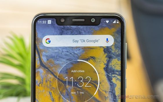 Motorola with the Android Pie Update
