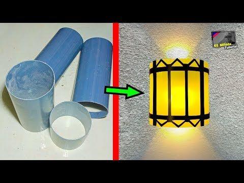 Belas Luzes De Parede Com Pequeno Capital Youtube Pencahayaan Dinding Lampu Dinding Dinding