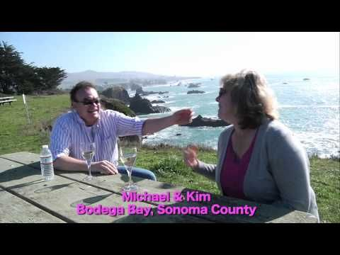 Best Places to Kiss in Sonoma County
