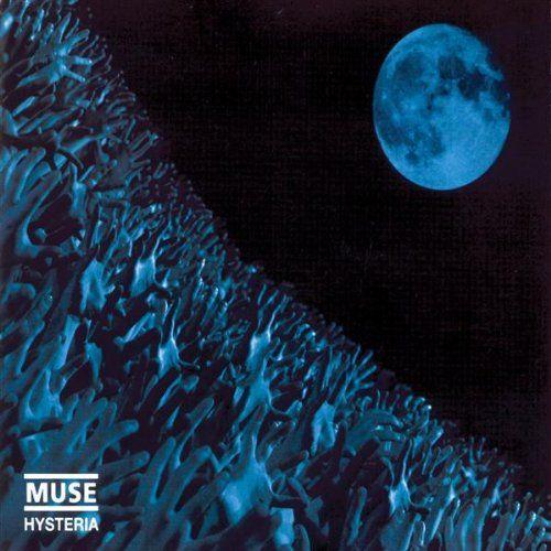 Muse – Hysteria (single cover art)