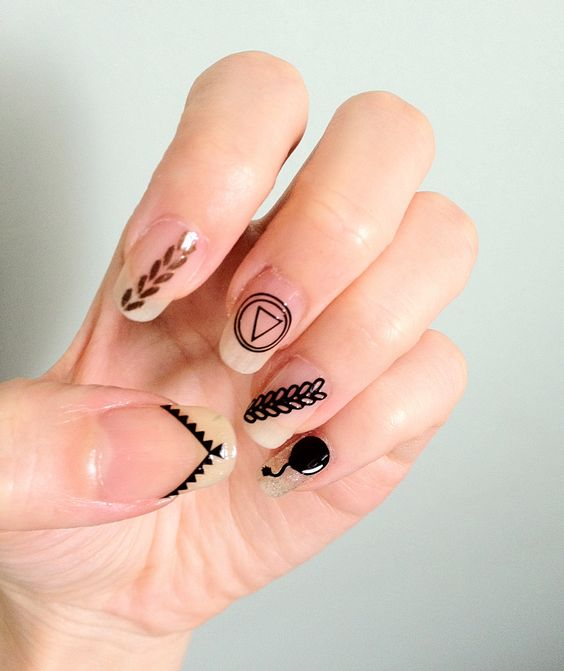 #naildesign#nailart